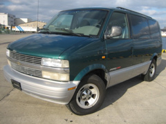 chevy astro hire